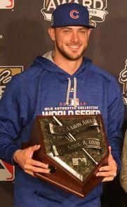 Kris Bryant, third baseman