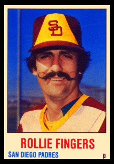 Rollie Fingers as Padre